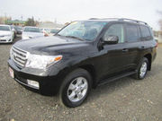Used 2011 Toyota Land Cruiser Black