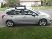 Subaru 2012 2012 - Subaru Impreza